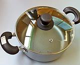 鍋(小)1個 100円